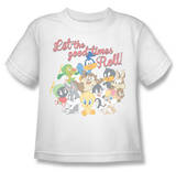Youth: Baby Looney Tunes -  Let The Good Times Roll Shirt