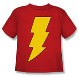 Youth: Shazam - Shazam Logo T-shirts