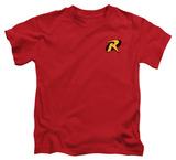 Youth: Batman - Robin Logo T-shirts