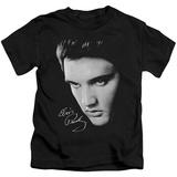 Juvenile: Elvis Presley - Face T-Shirt
