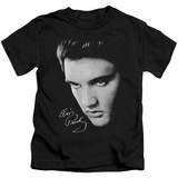 Youth: Elvis Presley - Face T-Shirt