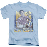 Youth: Elvis Presley - Blue Hawaii T-shirts