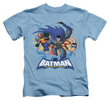 Youth: Batman The Brave and the Bold - Charging Trio Shirts