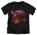 Juvenile: Farscape - Graphic Collage Shirts
