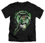 Juvenile: Green Lantern - Space Cop T-Shirt