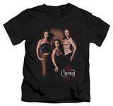 Juvenile: Charmed - Three Hot Witches T-Shirt