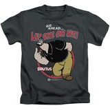 Juvenile: Popeye - Lay One On Me T-shirts