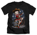 Youth: Betty Boop - Country Star T-shirts