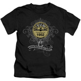 Youth: Sun Records - Rockin Scrolls T-Shirt