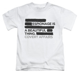 Youth: Covert Affairs - Espionage T-Shirt