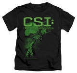 Juvenile: CSI - Evidence Shirts
