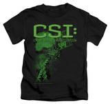 Youth: CSI - Evidence Shirts