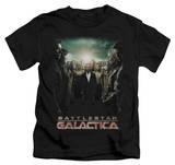 Youth: Battlestar Galactica - Crossroads T-shirts