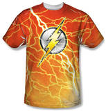 The Flash - Lightning Logo Shirt
