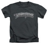 Juvenile: The Three Stooges - Metallic Logo Shirts