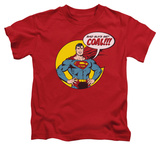 Juvenile: Superman - Coal Shirt