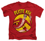 Juvenile: DC Comics - Plastic Man T-Shirt