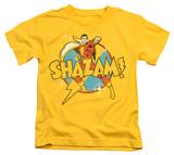 Youth: Shazam! - Power Bolt T-Shirt