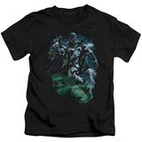 Juvenile: Green Lantern - Black Lantern Batman T-shirts