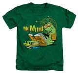 Youth: Shazam - Mr Mind T-Shirt