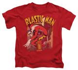 Juvenile: DC Comics - Plastic Man Street Shirt