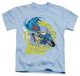 Juvenile: Batman - Batgirl Motorcycle T-shirts