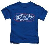 Youth: Astro Pop - Vintage Logo Shirt
