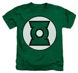 Juvenile: Green Lantern - Green Lantern Logo Shirts