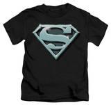 Youth: Superman - Chrome Shield Shirt