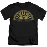 Youth: Sun Records - Tattered Logo T-Shirt
