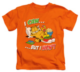 Youth: Garfield - I Can... Shirt
