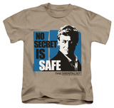 Juvenile: The Mentalist - No Secret Is Safe Shirt