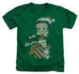 Youth: Betty Boop - Define Naughty Shirt