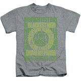 Youth: Green Lantern - Green Lantern Oath T-shirts