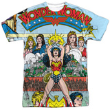 Wonder Woman - No 1 Cover T-shirts