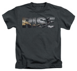 Youth: Dark Knight Rises - Title T-shirts