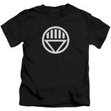 Juvenile: Green Lantern - Black Lantern Logo Shirt