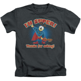 Youth: Garfield - Super T-Shirt