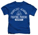 Juvenile: Star Trek - Varsity T-Shirt