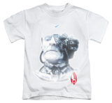 Juvenile: Star Trek - Borg Head T-shirts