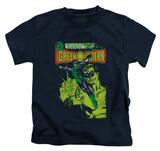 Youth: Green Lantern - Vintage Cover Shirt