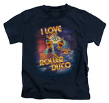 Youth: Space Ace - I Love Roller Disco T-shirts