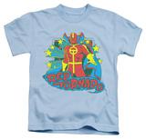 Juvenile: DC Comics - Red Tornado Stars T-shirts
