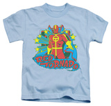 Youth: DC Comics - Red Tornado Stars T-shirts
