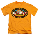 Juvenile: Survivor - Vanuatu Shirts
