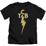 Youth: Elvis Presley - TCB Logo Shirts