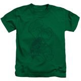 Youth: Popeye - Spinach Strong T-Shirt