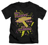 Juvenile: Star Trek - Set Phasers T-shirts