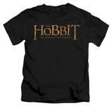Juvenile: The Hobbit: An Unexpected Journey - Logo T-shirts