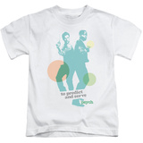 Youth: Psych - Predict And Serve T-shirts